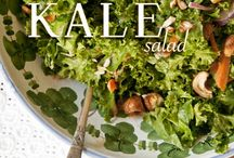 Recipes: Salad / by Amber S