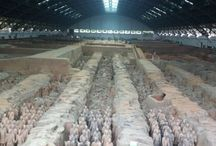 Xian ( Terracota soldiers ) / Travel