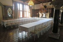 Great Hall - different set ups