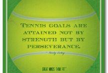 Tennis / by Michelle Lynn