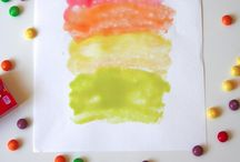 TEACH: learning and art with candy