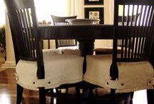 Dining Room redo / by Heather Freed
