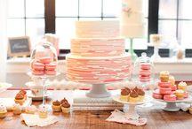 Cake, cake & more cake / by Lindsay Zoubek