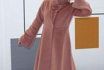 Пальто Elfina