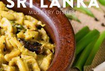 Sri lanka Food