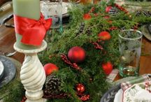 Holiday Decor / Holiday decor and decorating ideas for Easter, Halloween, 4th of July, Thanksgiving, Christmas and Valentine's Day.