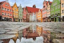 Bavarian Places