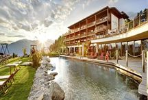 Charlet Mirabell Alpinstyle - Relax - Spa****s / Merano Hotel Chalet Mirabell, 4 star Hotel Mirabell at Hafling Avelengo (South Tyrol): Your gourmet hotel for families in the holiday region of Merano and environs