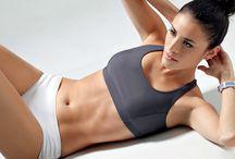 Exercícios / Exercícios físicos para iniciantes, gestantes e mulheres que acabaram de dar à luz, com foco na perda de peso de forma saudável