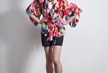 ERINA EMERY SUMMER 2011 / New Zealand Made Womens Fashion