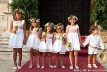 vestidos pajes boda