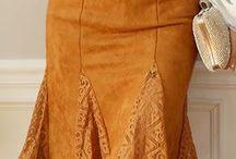 faldas cheveres