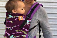 Tula. Sling. Everything baby wearing!