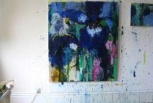 Абстрактные картины / Abstract paintings