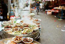 Street Food / Food on the Streets
