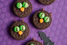 Halloween / Halloween Party Recipe Ideas