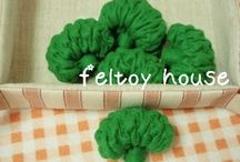 felt foods - broccoli