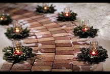 Decorate for Christmas / Fun ways to decorate for Christmas