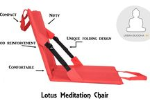 UrbanBuddha.in Meditation Chairs