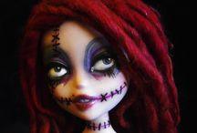 doll faceups