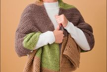 Free Crochet Shawl Patterns / Create an elegant, warm or flirty shawl with one of these free crochet shawl patterns.  / by Craft Downloads