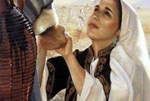 Womens in scriptures