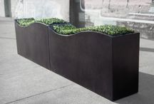 Planters / by CADdetails