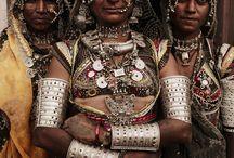 Tribal by Aristabeads / Tribal jewelry, tribal necklace, silver tribal jewelry, afgani jewelry, Napali jewelry, indian jewelry, boho jewelry, Banjara jewerly, Banjara necklace,  Handmade jewelry, Handmade Necklace, Indian jewelry, South Indian Jewelry, Kundan jewelry, Kundan Necklace
