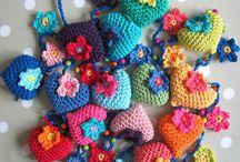 artesanato / crochet/tricot/costura/