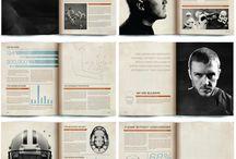 Editorial/ Typo Design