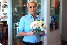 Real housewife / Yolanda Foster an amazing inspiration.