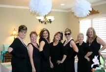 """Parties and fun """"get-togetha's"""" / by Rebecca Smith"""