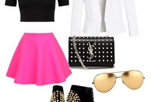 Outfits  / Cool and amazing
