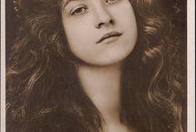 Victorian/Edwardian Portraits