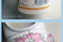 Cipő/ruha átalakítás