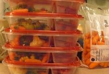 Freezer Cooking / ~ Freezer cooking . . . saves time & effort . . .brings peace of mind . . .  what a great idea!! ~