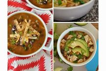 Soups and chilis