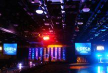 Schools & Party Set-Ups / Platinum Disc Jockeys Event Set-up's