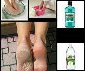 pour led pieds