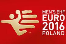 EHF EURO 2016 Poland / Bramki Sport Transfer na EHF EURO 2016 Sport Transfer handball goals on EHF EURO 2016