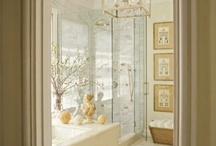 Home - bathroom / by Michelle Williston