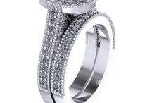 Wedding Ring Sets / Bridal sets, also known as wedding ring sets, take the guessing out of finding a separate engagement ring and wedding ring that go together.  At Jewelry Depot Houston, Rings find their perfect match in our collection of timeless engagement ring and wedding ring sets. Customize your bridal set by choosing from a variety solitaire engagement rings, halo engagement rings and much more...  www.jewelrydepothouston.com | 713-789-7977