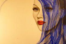 { art } / by Flora Caudill