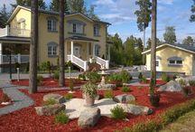My Garden / Garden at Villarose, Vaasa Finland