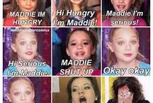 Dance moms  / abby lee dance company memes