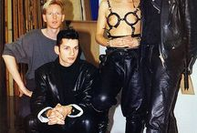 What is Martin Gore Wearing Today?