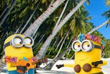 Cute Obsessions- Minions / Bello! Don't know what a Minion is, watch Despicable Me, right now, it will make you smile!