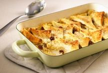 Puddings / Bread & butter pudding