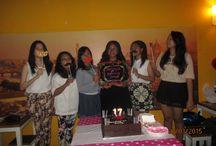 Birthday Party / All about customer Birthday Party at Nanamia Pizzeria