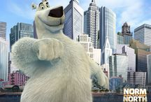 Norm of the North / Family Friendly Movie hitting theaters January 15th